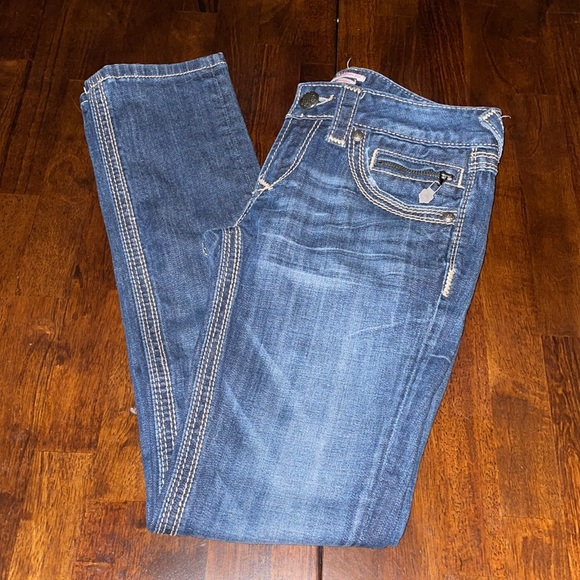 ReRock for Express Skinny Jeans Size 2 S